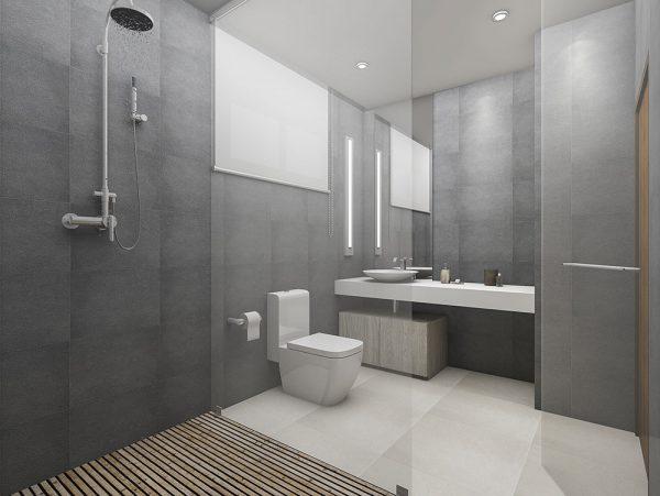 Luxury Bathroom fitters installers in North West London