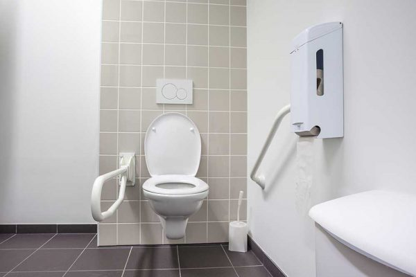 Disabled shower specialists in North West London