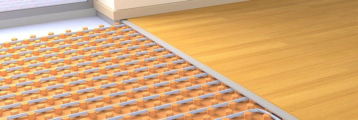 Underfloor heating system installers in north west london